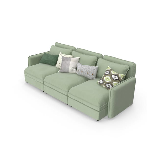Cover Image for Sofa Green