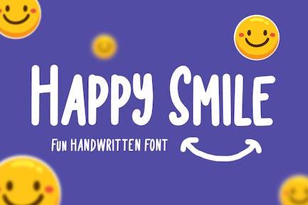 Happy Smile - Fuente divertida