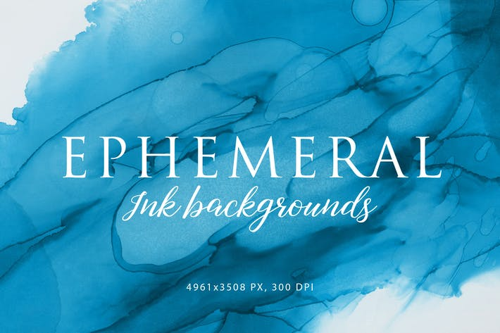 Thumbnail for Ephemeral Ink Backgrounds