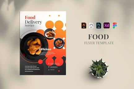 Food Flyer 13