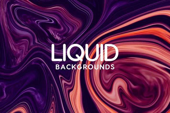 Thumbnail for Liquid Backgrounds