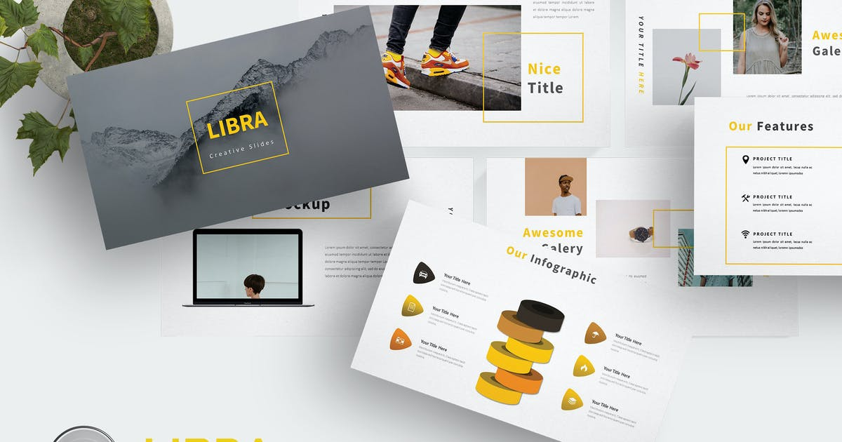 Download Libra - Powerpoint Template by aqrstudio