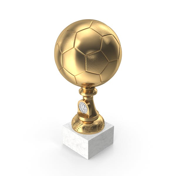 Football Sport Trophy Cup