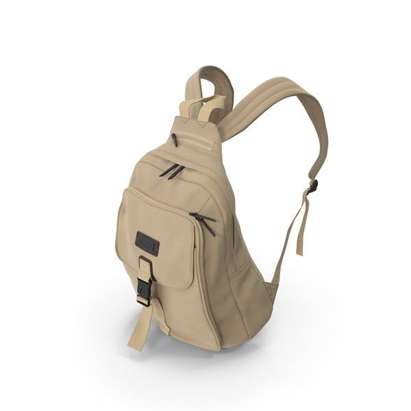 Women's Backpack Beige