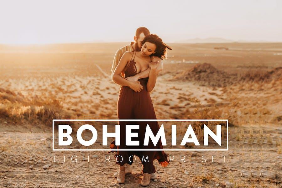 10 Bohemian Lightroom Presets