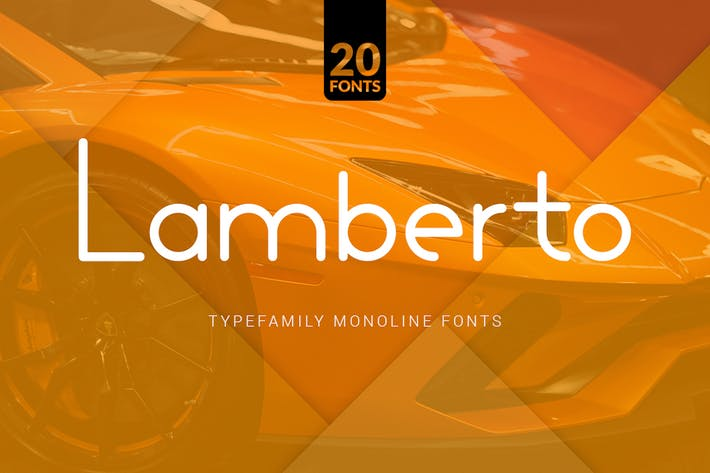 Thumbnail for Lamberto - 20 Fuentes Monolinas