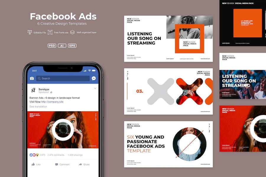 SRTP - Facebook Ads. v01