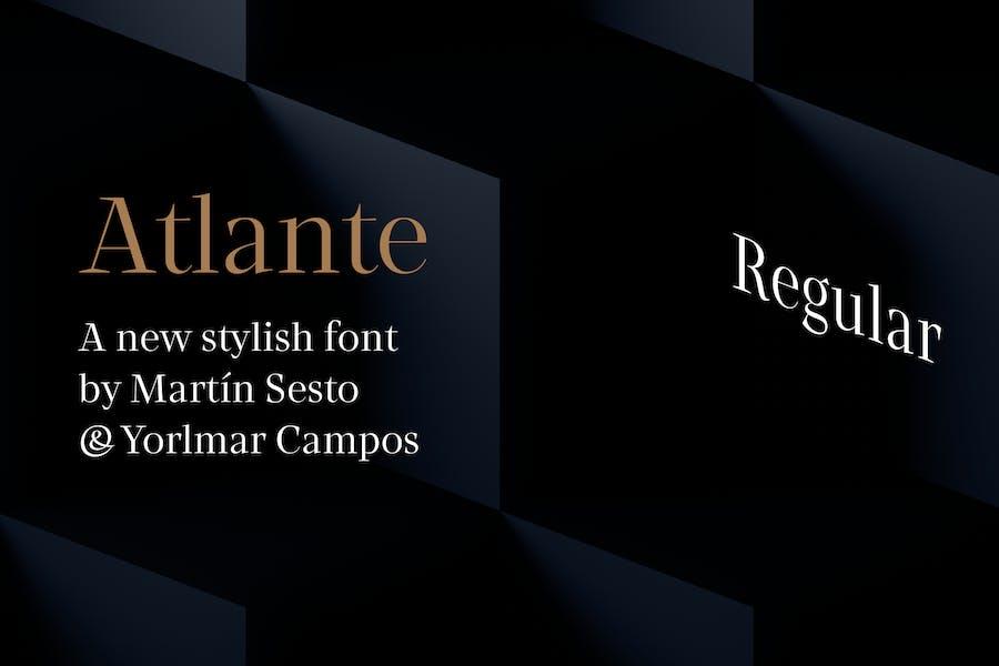 RNS Atlante Regular
