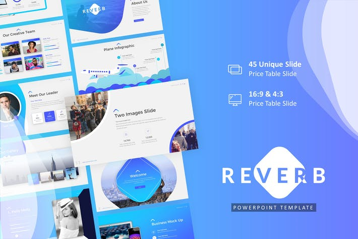 Thumbnail for Reverb - Business Presentation