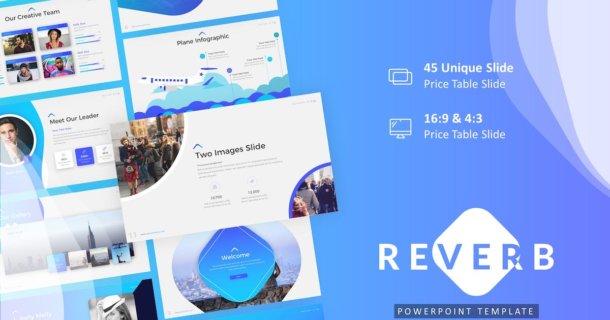 Download Reverb - Business Presentation by RRgraph