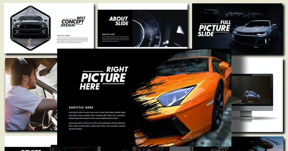 Download Furious - Sport Powerpoint Template by putra_khan