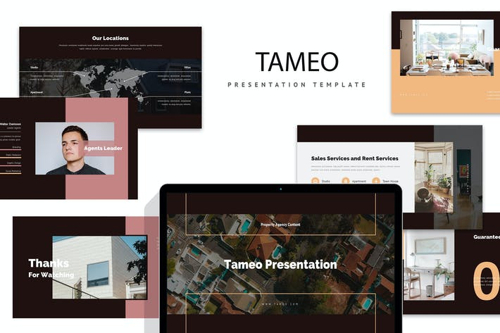 Tameo : Property Agent Keynote
