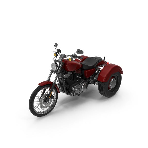 Cover Image for Trike Motorcycle