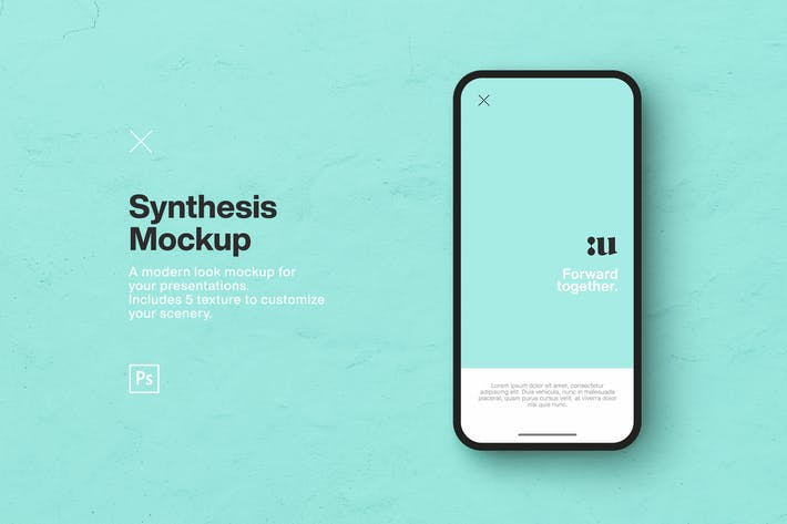 Synthesis Mockup