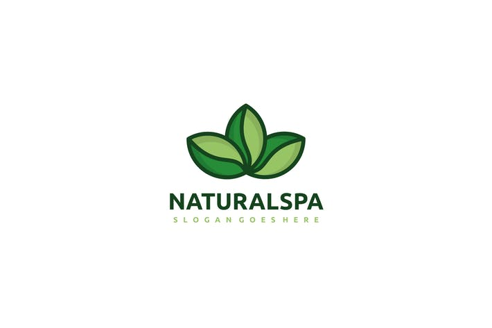 Thumbnail for Natural SPA Logo