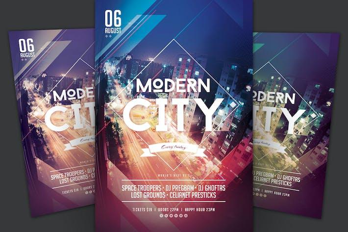 Thumbnail for Modern City Flyer