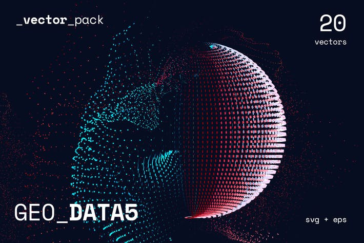 Thumbnail for GEO_DATA5 Vector Pack