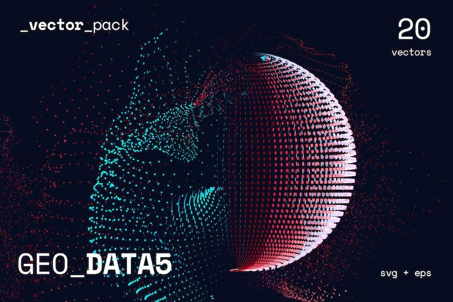GEO_DATA5 Vector Pack