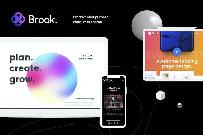 Thumbnail for Brook - Multipurpose Sketch File