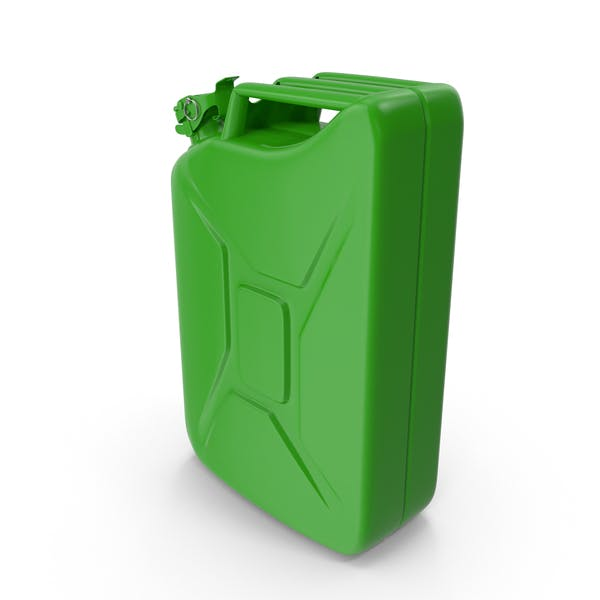 Cover Image for Fuel Can Light Green