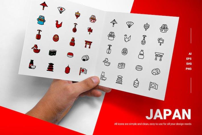 Japan - Icons
