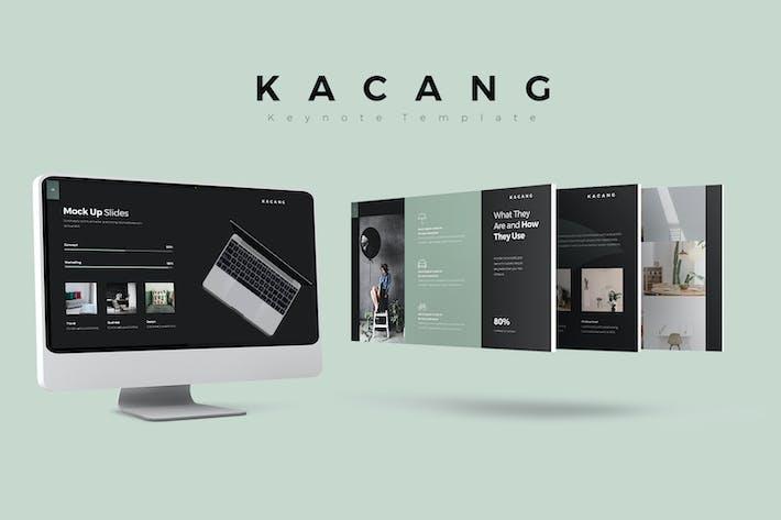 Thumbnail for KACANG Keynote Templates
