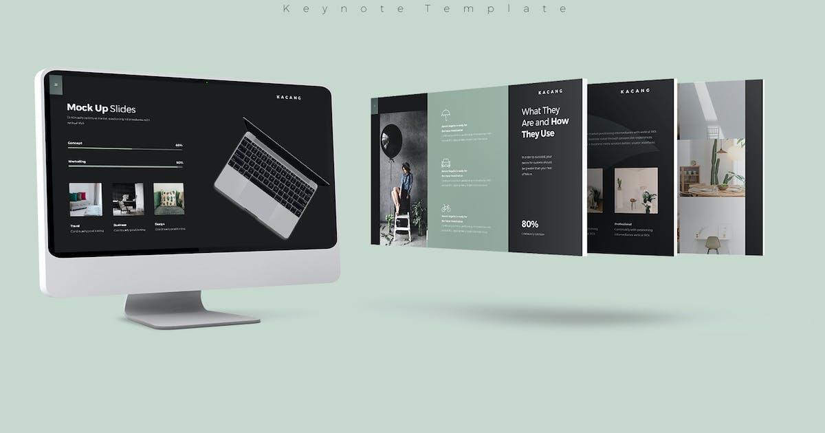 Download KACANG Keynote Templates by Jhon_D_Atom