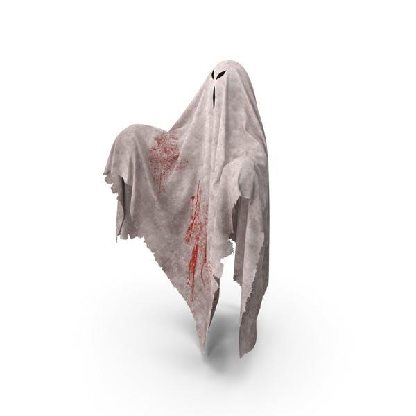 Evil Ghost Bedsheet