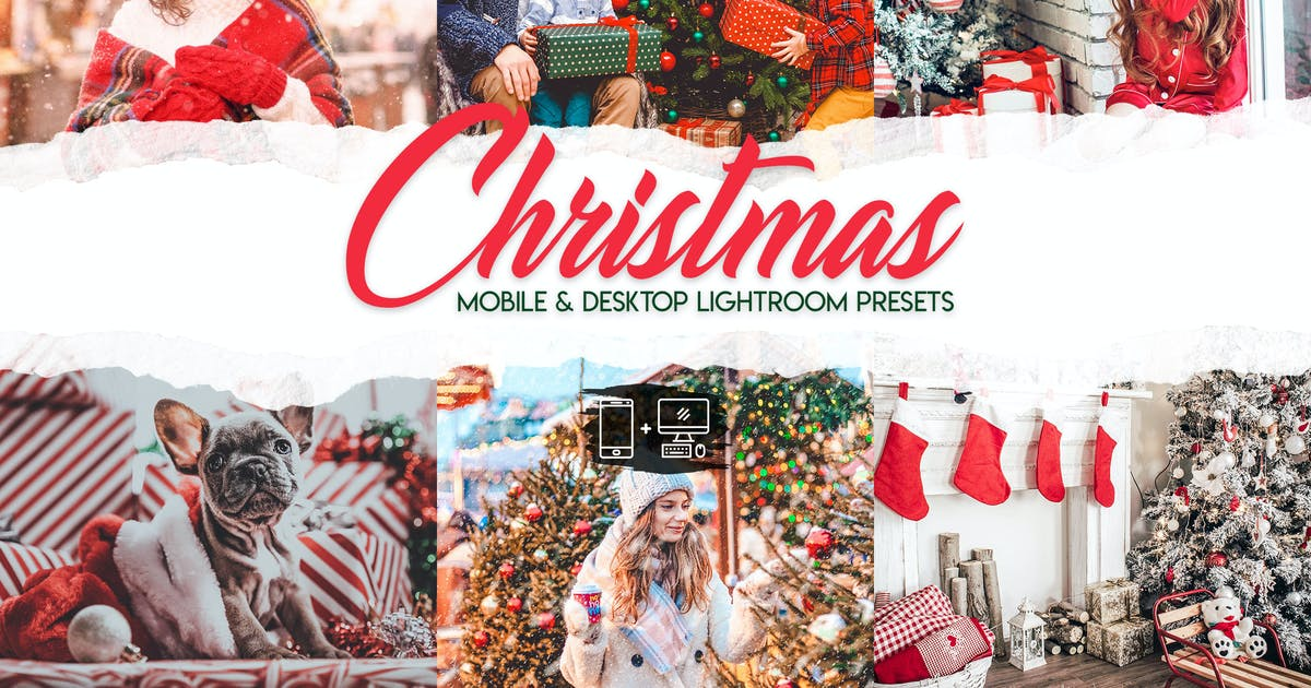 Download Christmas - 15 Premium Lightroom Presets by ClauGabriel
