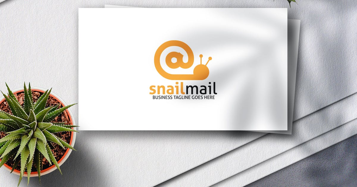 Download Snail Mail Logo by Voltury