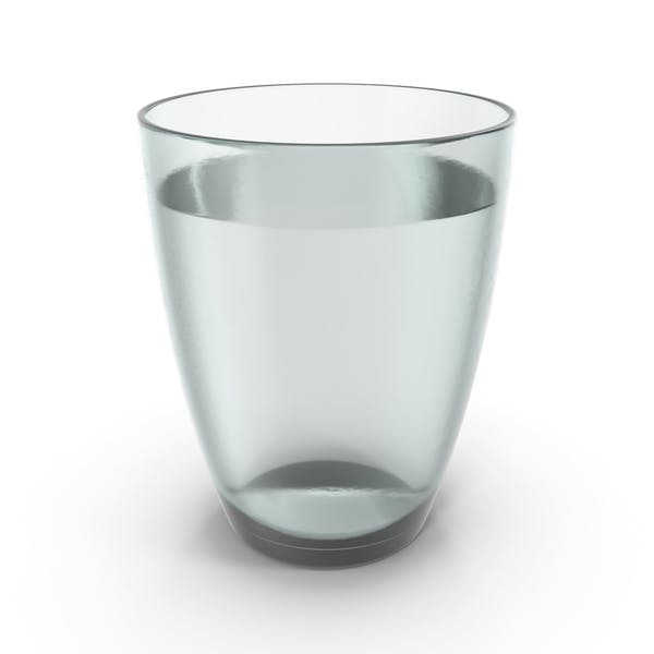 Glass Full With Water