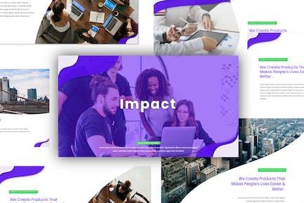 Impact - Google Slides Templates