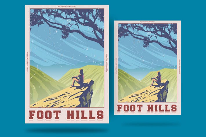 Thumbnail for Foothills Flyer