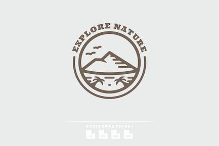 Explore Nature Logo