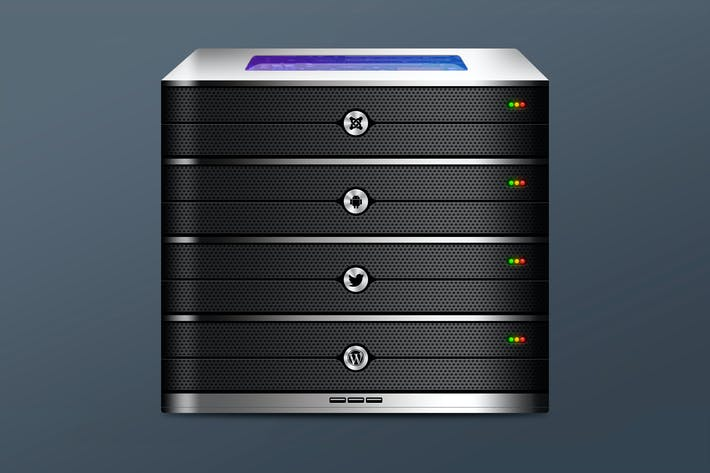 Thumbnail for Premium Web Hosting Server #4