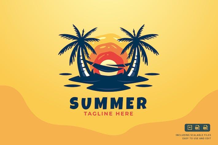 Thumbnail for Summer - Logo Design Template