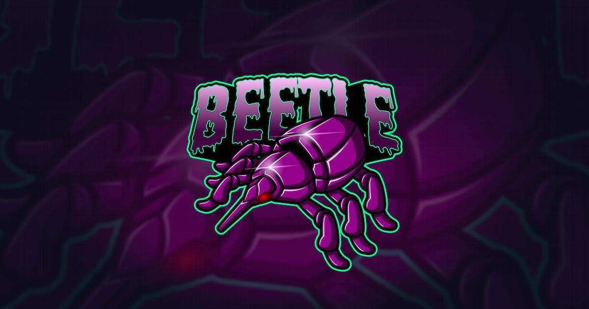Download Beetle - Mascot & Esport Logo by aqrstudio