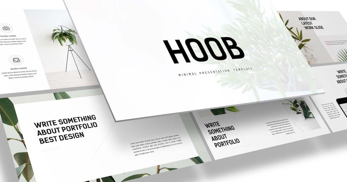 Download Hoob - Powerpoint Template by inspirasign