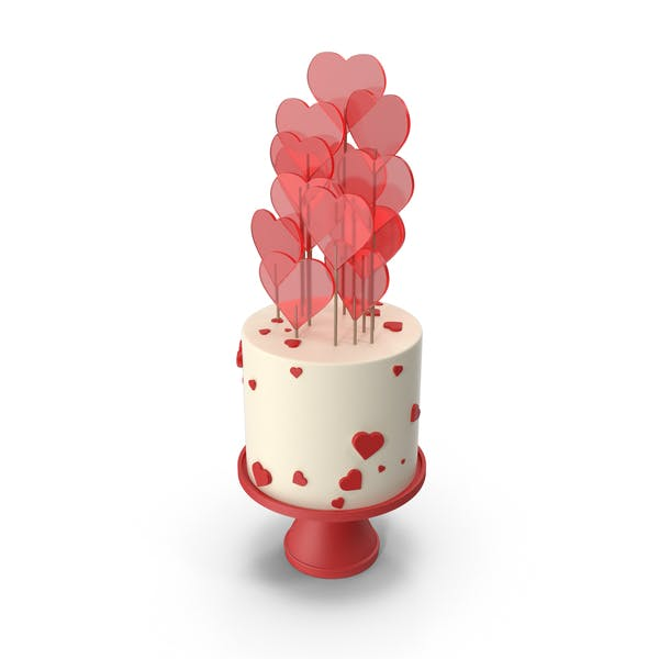Thumbnail for Valentines Cake