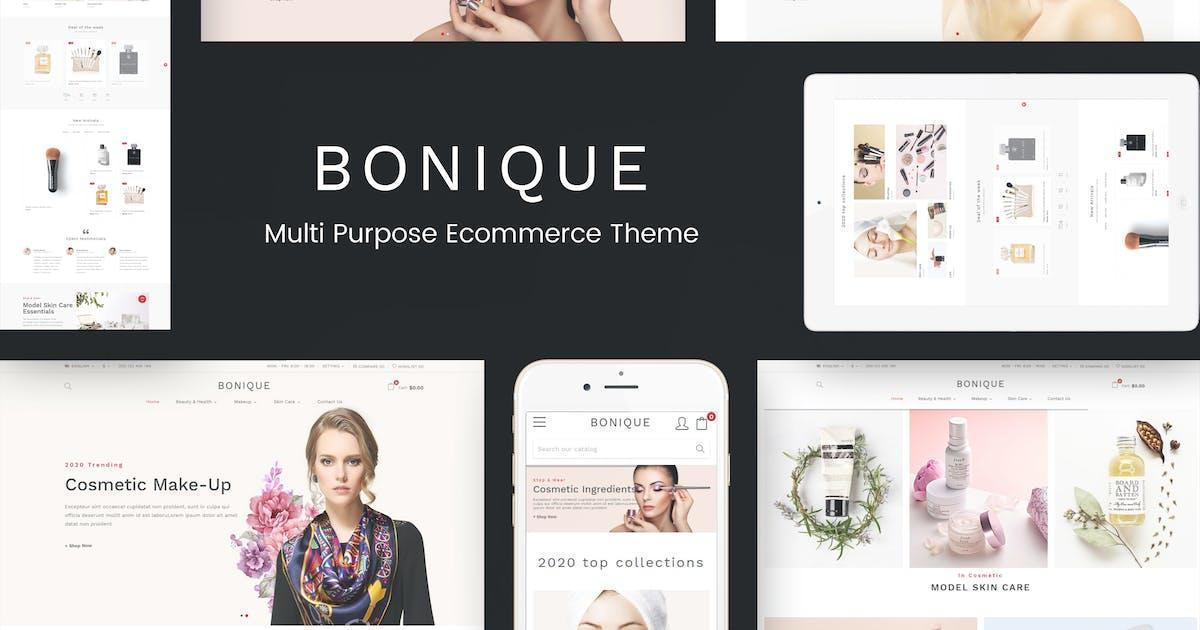 Download Bonique - Beauty & Cosmetic Prestashop Theme by Plaza-Themes