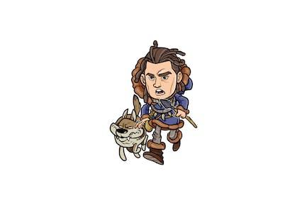 Hunter - Character RG