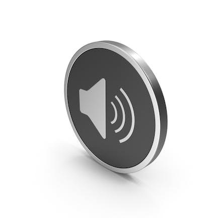 Silver Icon Sound