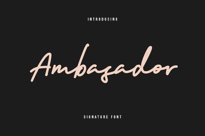Thumbnail for Fuente Ambasador Signature