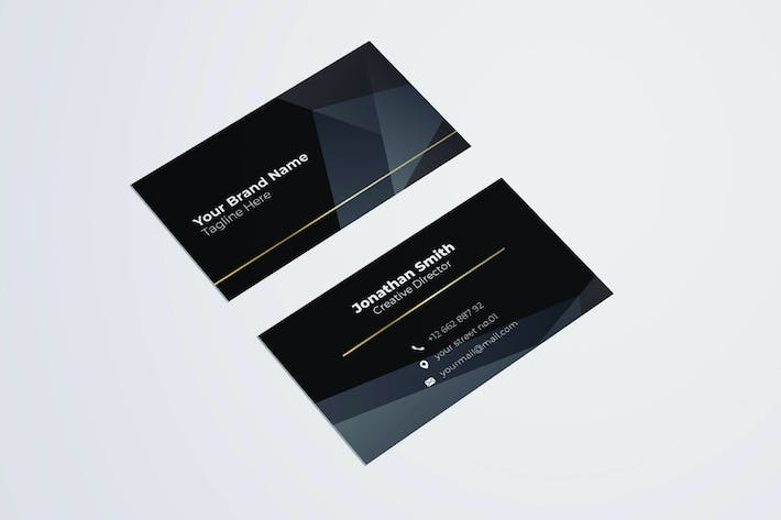 Thumbnail for Business Card Template.v19