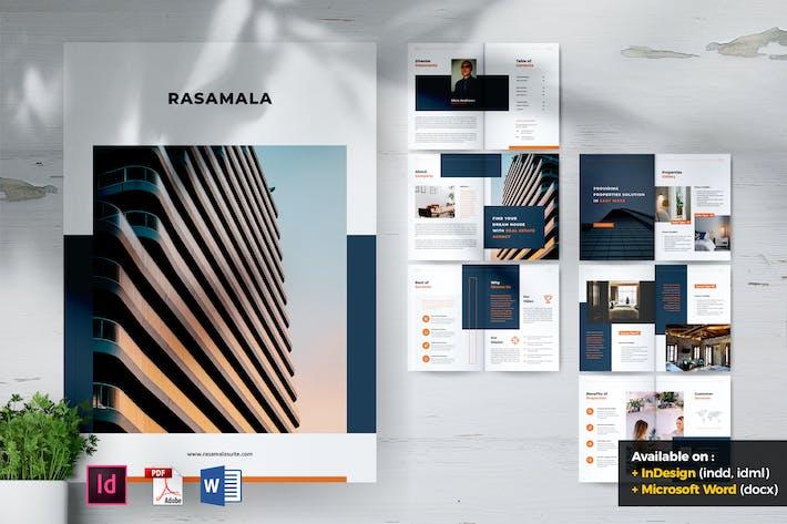 Thumbnail for RASAMALA Real Estate Portfolio Brochures
