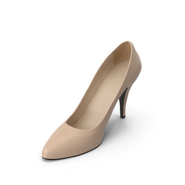 Women's Shoe Beige