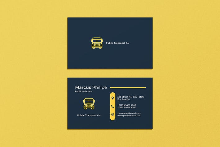 Thumbnail for Business Card Transport