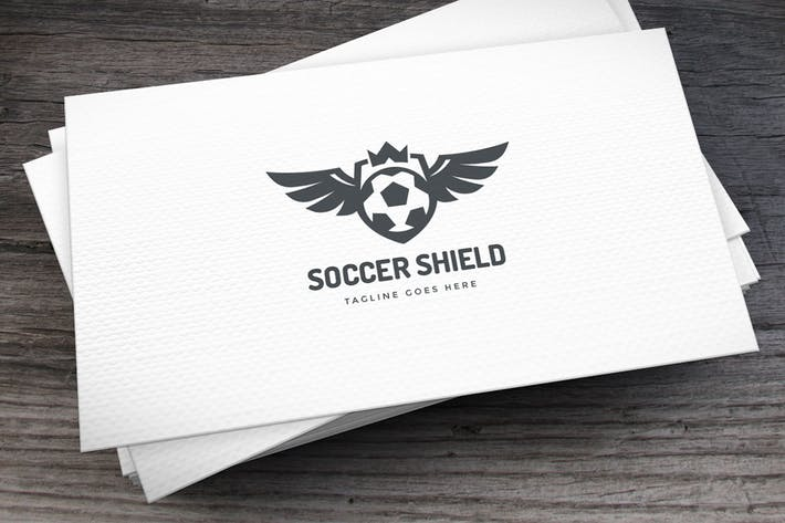 Thumbnail for Soccer_Shield_Logo_Template