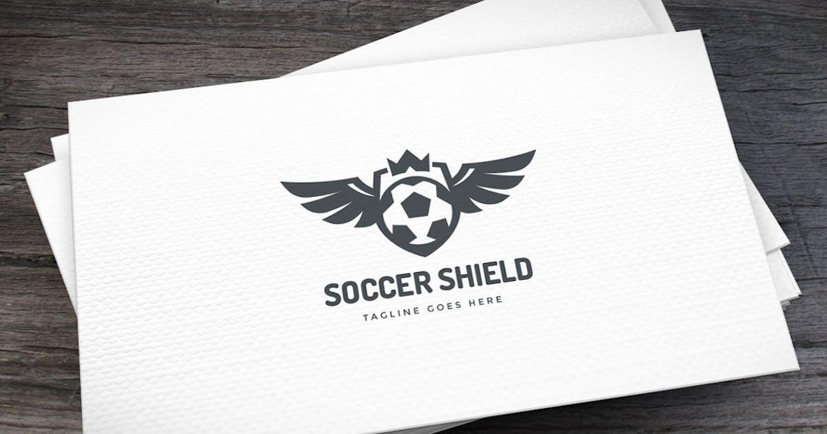 Soccer_Shield_Logo_Template by empativo
