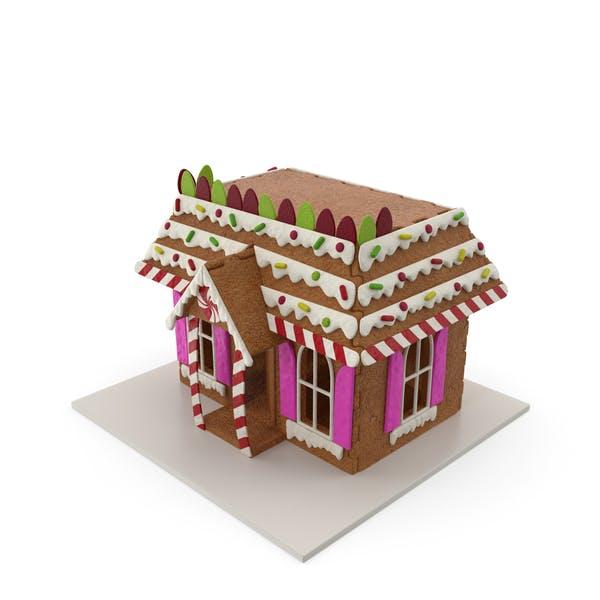 Печенье Тесто Пряничный домик